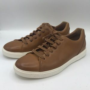 Unstructured by Clark's Un costa lace tan leather